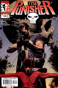Cover Thumbnail for The Punisher (Marvel, 2000 series) #3