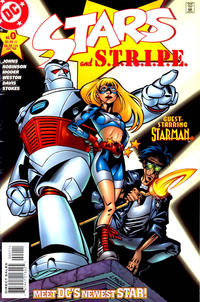 Cover Thumbnail for Stars and S.T.R.I.P.E. (DC, 1999 series) #0