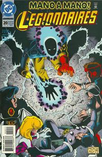 Cover Thumbnail for Legionnaires (DC, 1993 series) #20