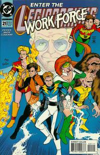 Cover Thumbnail for Legionnaires (DC, 1993 series) #21
