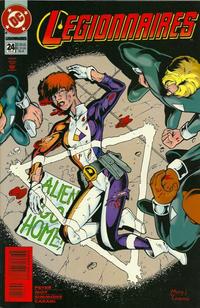 Cover Thumbnail for Legionnaires (DC, 1993 series) #24