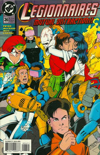 Cover Thumbnail for Legionnaires (DC, 1993 series) #26