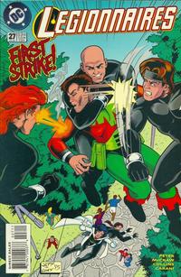 Cover Thumbnail for Legionnaires (DC, 1993 series) #27