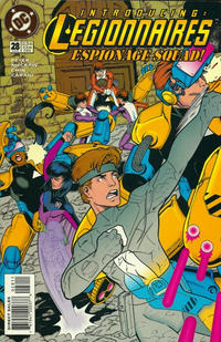 Cover Thumbnail for Legionnaires (DC, 1993 series) #28