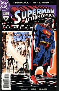 Cover Thumbnail for Action Comics (DC, 1938 series) #776 [Direct Sales]