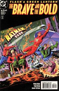 Cover Thumbnail for Flash & Green Lantern: The Brave and the Bold (DC, 1999 series) #3