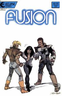 Cover Thumbnail for Fusion (Eclipse, 1987 series) #2