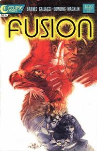 Cover Thumbnail for Fusion (Eclipse, 1987 series) #4
