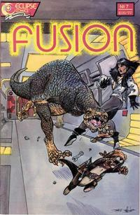 Cover Thumbnail for Fusion (Eclipse, 1987 series) #7