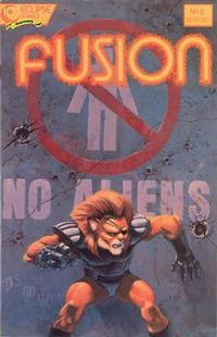 Cover Thumbnail for Fusion (Eclipse, 1987 series) #8