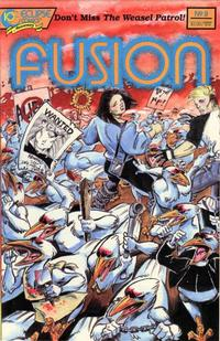 Cover Thumbnail for Fusion (Eclipse, 1987 series) #9