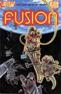 Cover Thumbnail for Fusion (Eclipse, 1987 series) #11