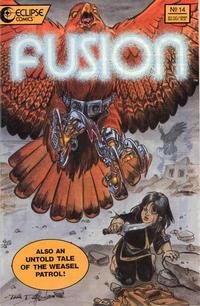 Cover Thumbnail for Fusion (Eclipse, 1987 series) #14