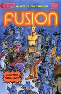 Cover Thumbnail for Fusion (Eclipse, 1987 series) #17