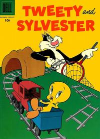 Cover Thumbnail for Tweety and Sylvester (Dell, 1954 series) #11