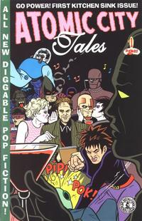 Cover Thumbnail for Atomic City Tales (Kitchen Sink Press, 1996 series) #1