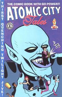 Cover Thumbnail for Atomic City Tales (Kitchen Sink Press, 1996 series) #2