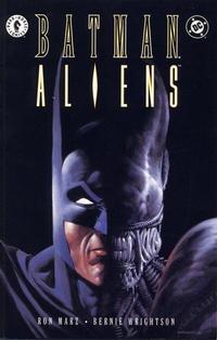 Cover Thumbnail for Batman / Aliens (DC; Dark Horse, 1997 series) #1