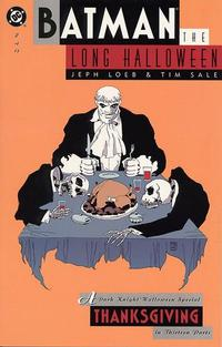Cover Thumbnail for Batman: The Long Halloween (DC, 1996 series) #2