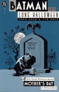 Cover Thumbnail for Batman: The Long Halloween (DC, 1996 series) #8
