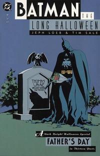 Cover Thumbnail for Batman: The Long Halloween (DC, 1996 series) #9