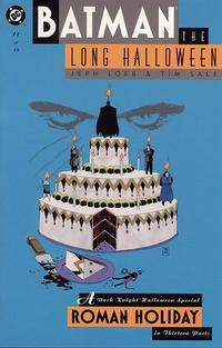 Cover Thumbnail for Batman: The Long Halloween (DC, 1996 series) #11