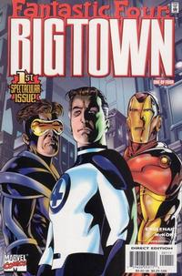 Cover Thumbnail for Big Town (Marvel, 2001 series) #1