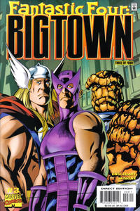 Cover Thumbnail for Big Town (Marvel, 2001 series) #3