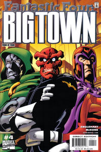 Cover Thumbnail for Big Town (Marvel, 2001 series) #4