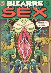 Cover Thumbnail for Bizarre Sex (Kitchen Sink Press, 1972 series) #10