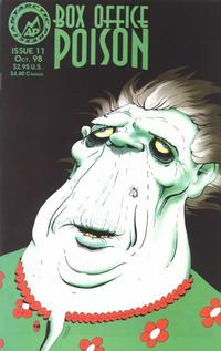 Cover Thumbnail for Box Office Poison (Antarctic Press, 1996 series) #11