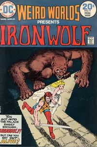 Cover Thumbnail for Weird Worlds (DC, 1972 series) #9