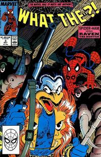 Cover Thumbnail for What The--?! (Marvel, 1988 series) #3