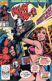 Cover Thumbnail for What The--?! (Marvel, 1988 series) #8 [Direct]