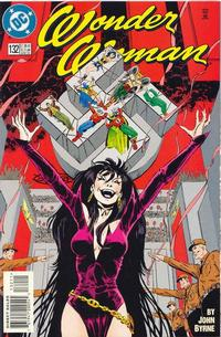 Cover for Wonder Woman (DC, 1987 series) #132