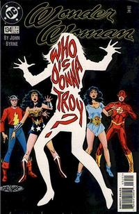 Cover for Wonder Woman (DC, 1987 series) #134