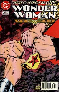 Cover Thumbnail for Wonder Woman (DC, 1987 series) #136