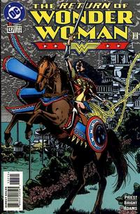 Cover Thumbnail for Wonder Woman (DC, 1987 series) #137 [Direct Edition]