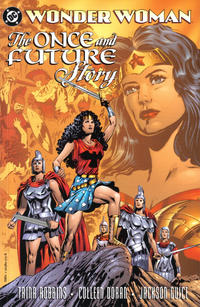 Cover Thumbnail for Wonder Woman: The Once and Future Story (DC, 1998 series)