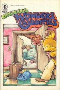 Cover Thumbnail for Rick Geary's Wonders and Oddities (Dark Horse, 1988 series)