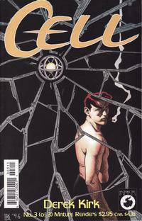 Cover Thumbnail for Cell (Antarctic Press, 1996 series) #3