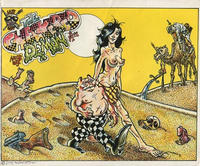 Cover Thumbnail for The Checkered Demon (Last Gasp, 1977 series) #1