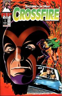 Cover Thumbnail for Crossfire (Antarctic Press, 1994 series) #1