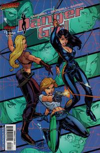 Cover Thumbnail for Danger Girl (Image, 1998 series) #1