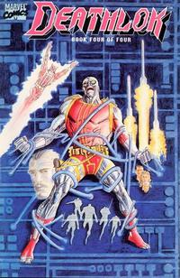 Cover Thumbnail for Deathlok (Marvel, 1990 series) #4