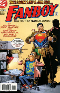 Cover Thumbnail for Fanboy (DC, 1999 series) #1