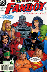 Cover Thumbnail for Fanboy (DC, 1999 series) #3