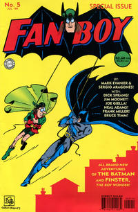 Cover Thumbnail for Fanboy (DC, 1999 series) #5