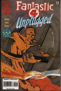 Cover Thumbnail for Fantastic Four Unplugged (Marvel, 1995 series) #2