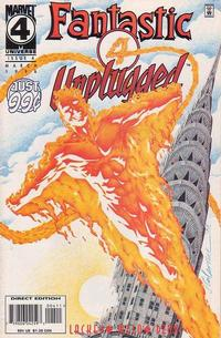 Cover Thumbnail for Fantastic Four Unplugged (Marvel, 1995 series) #4